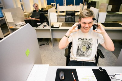 Thomas call centre