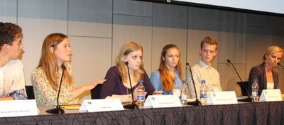 Youth panel
