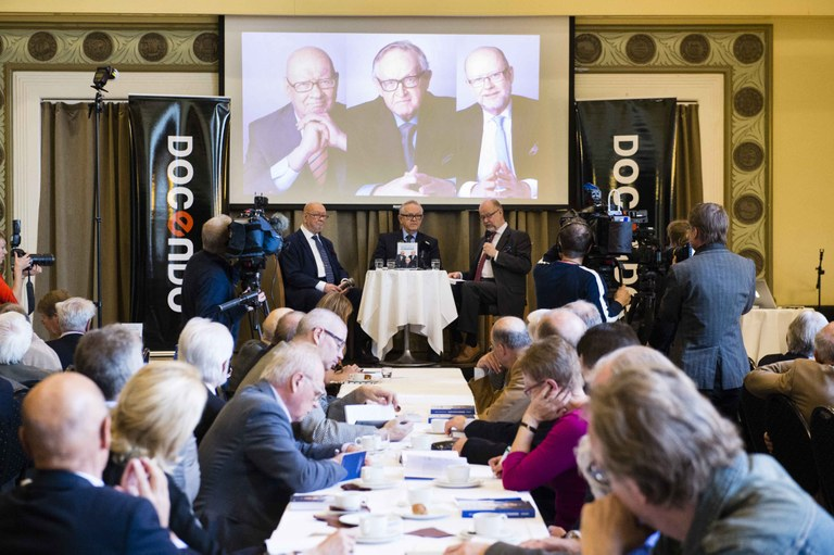 Ahtisaari launch