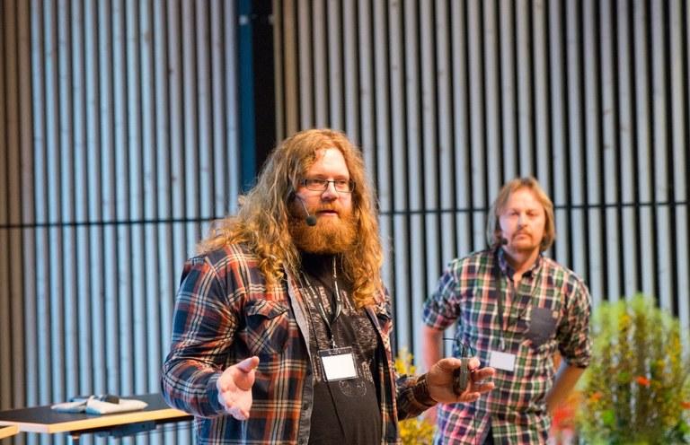 Photo:  Jan Richard Kjelstrup ASD