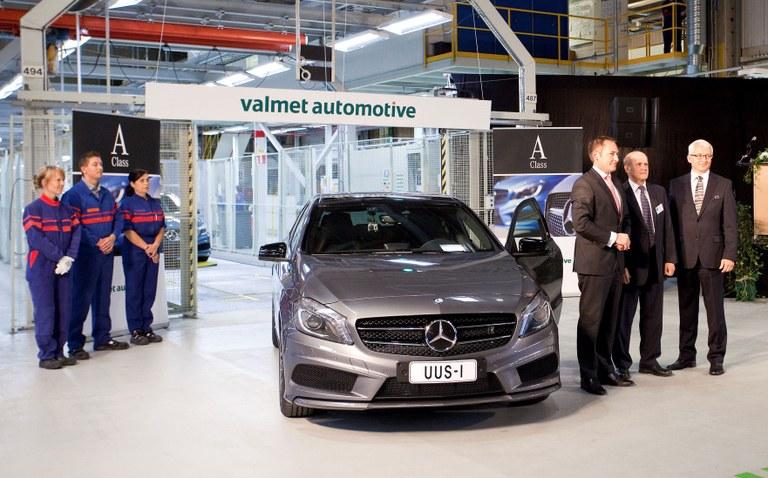 Valmet Mercedes