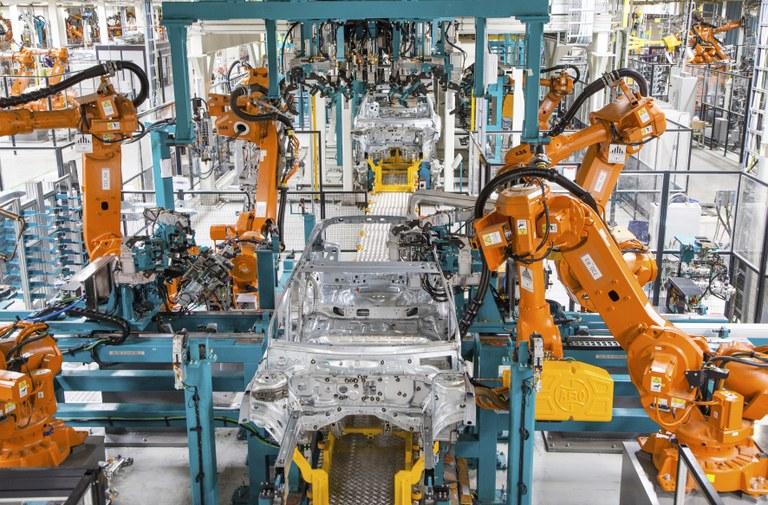Valmet robots