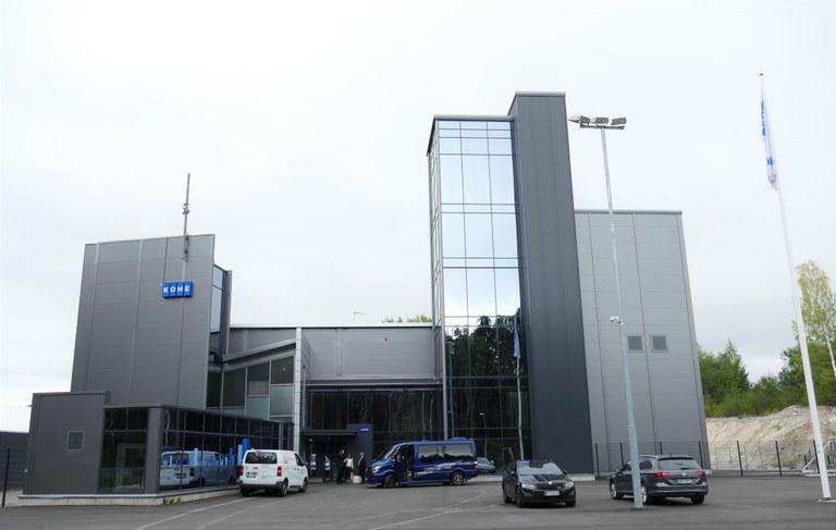 KONE test facility