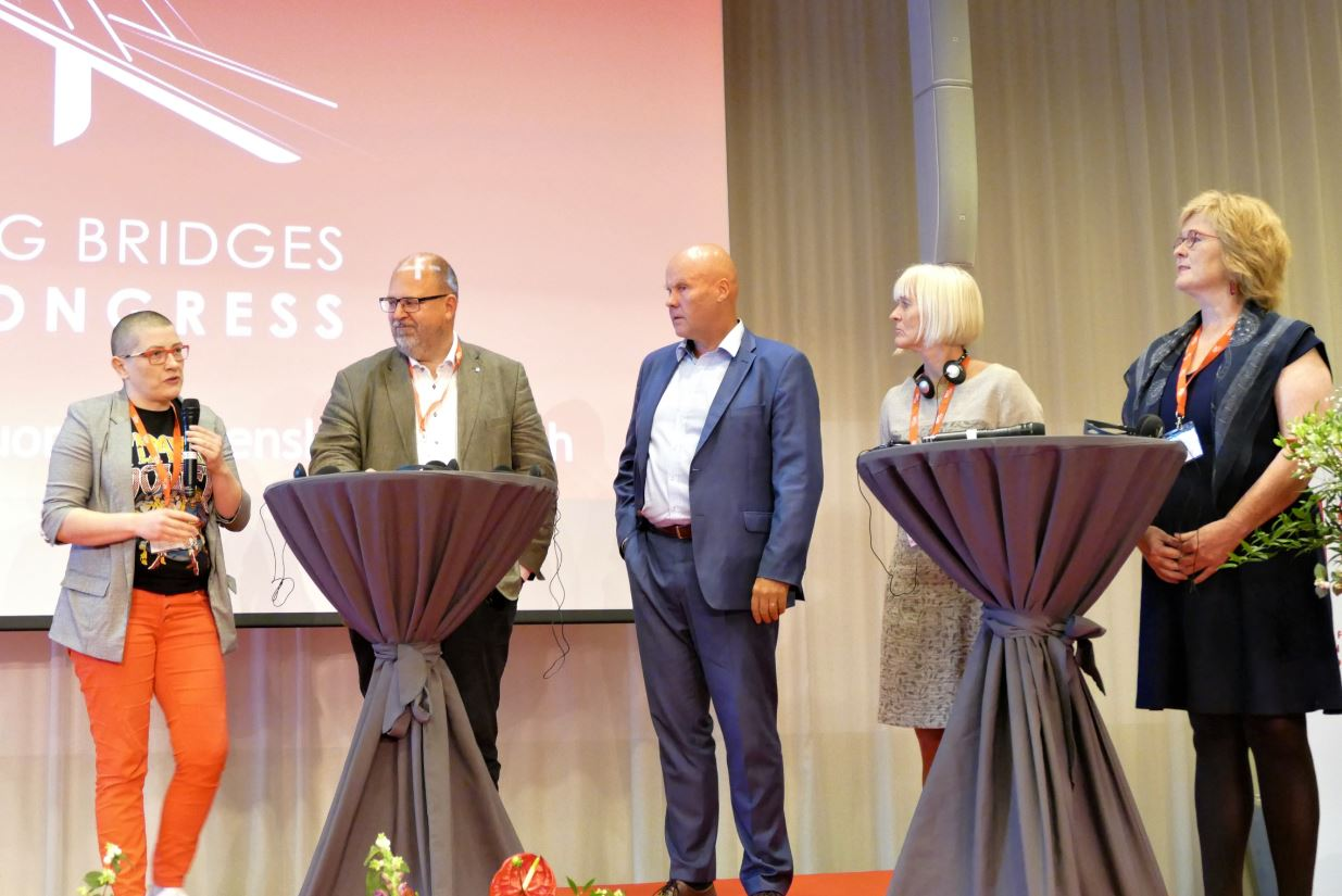 Nordic trade unionists 2