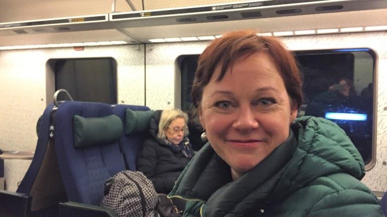 Paula train