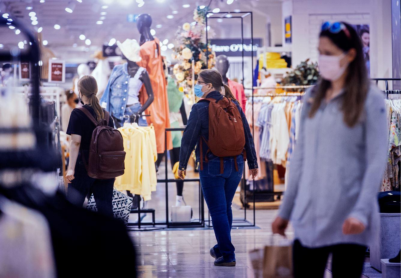 Finns shopping