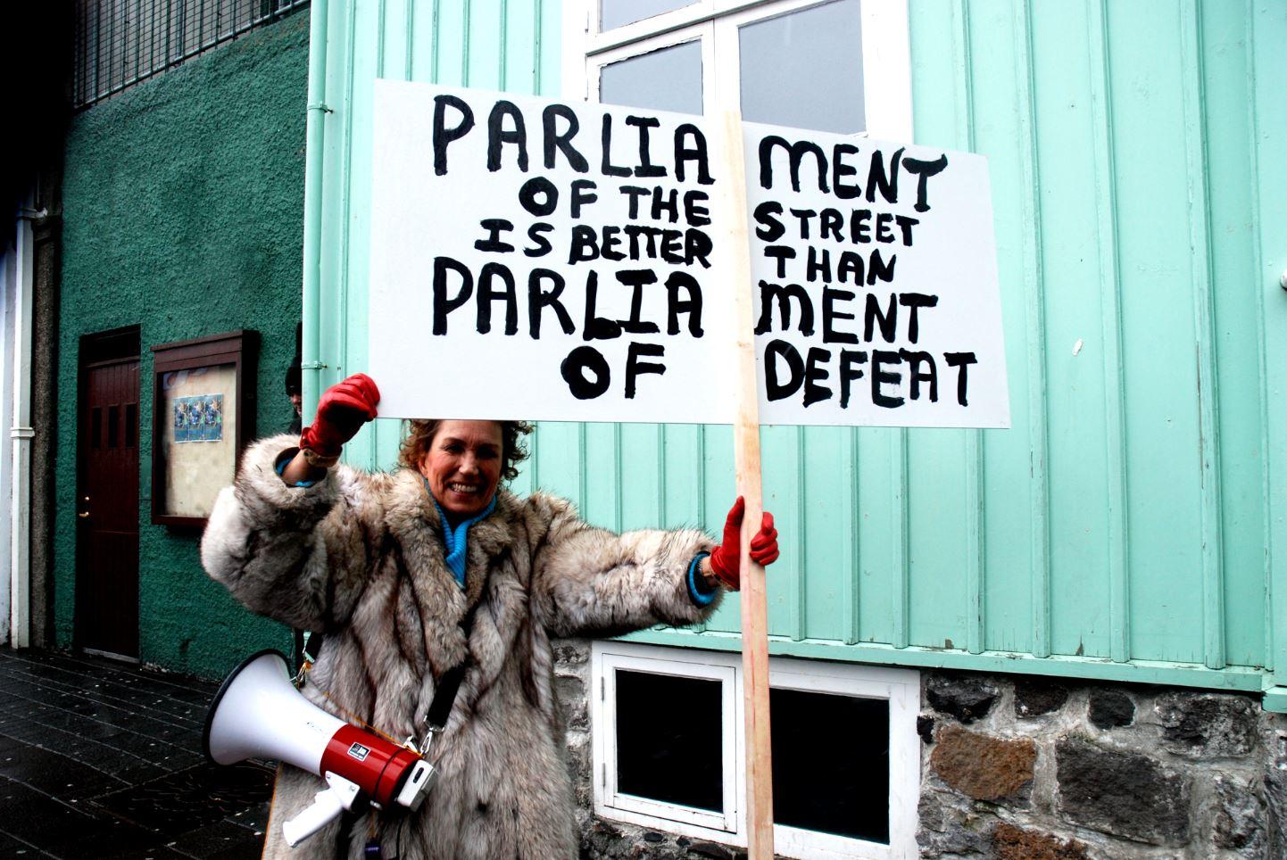 National pride gave Icelanders tunnel-vision