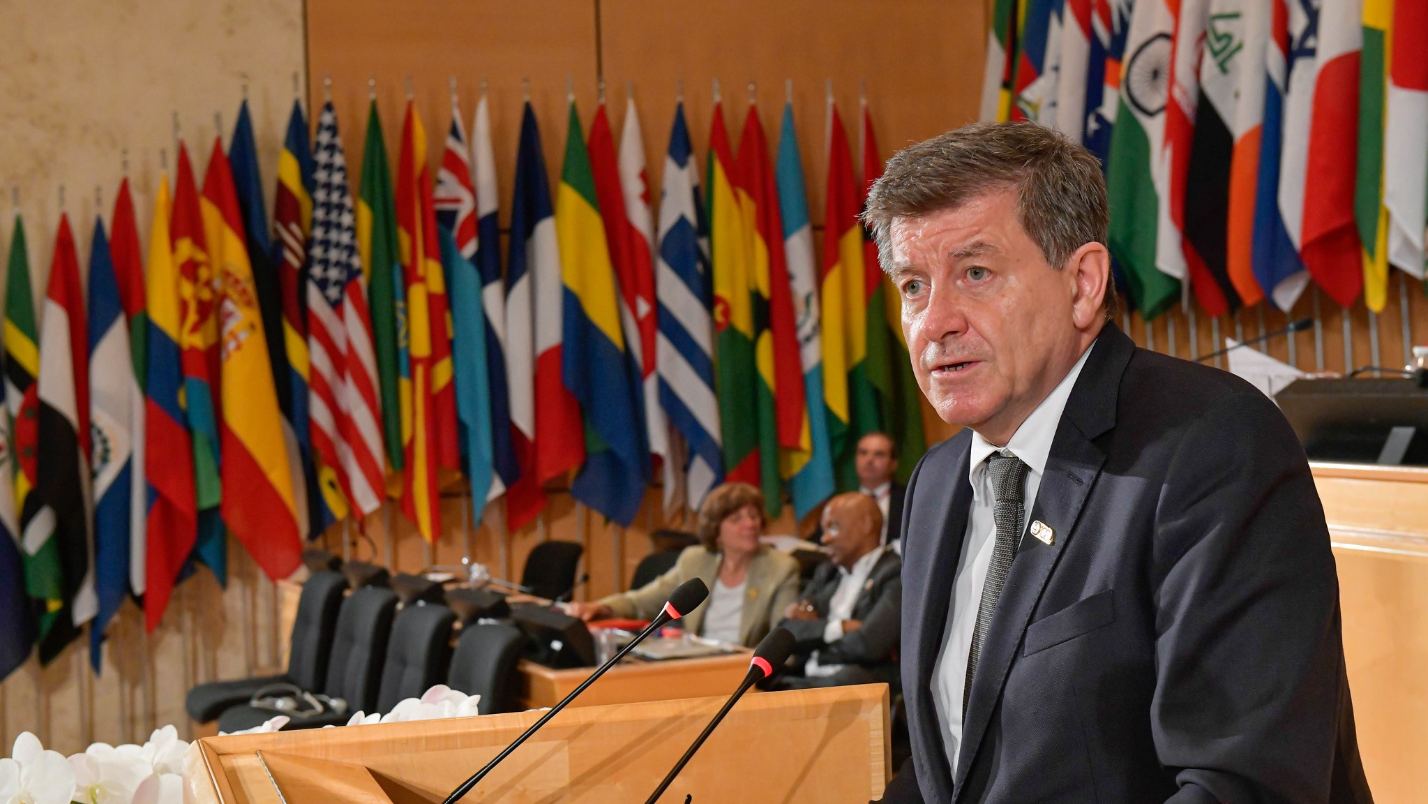Guy Ryder: The multinational system must understand the importance of work issues