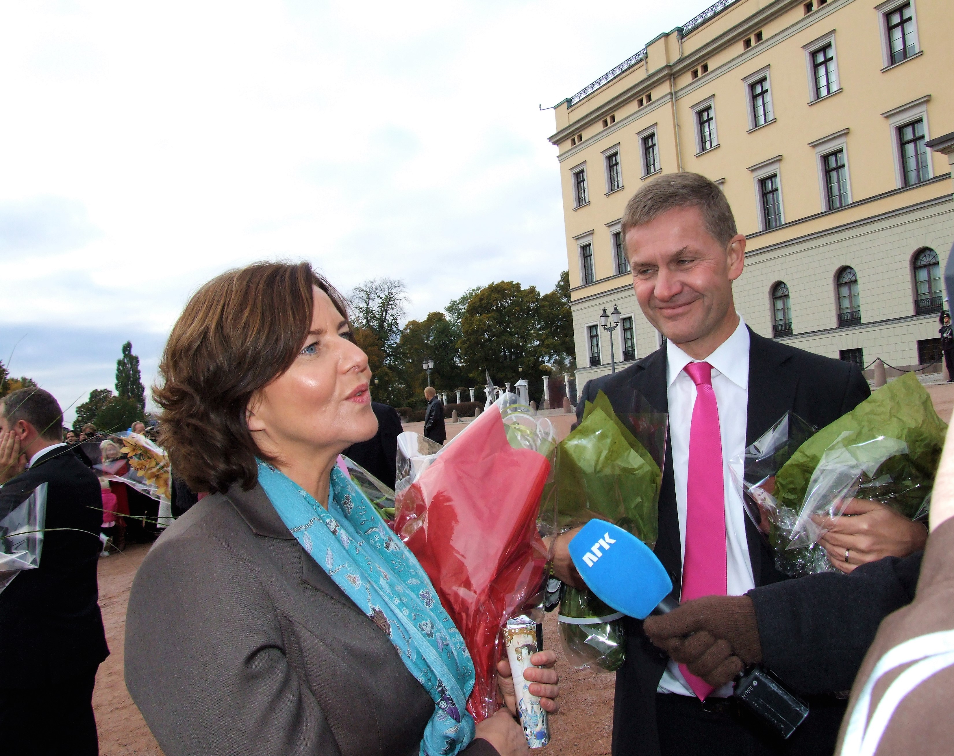Hanne Bjurstrøm: Norway's new Minister of Labour with a vision
