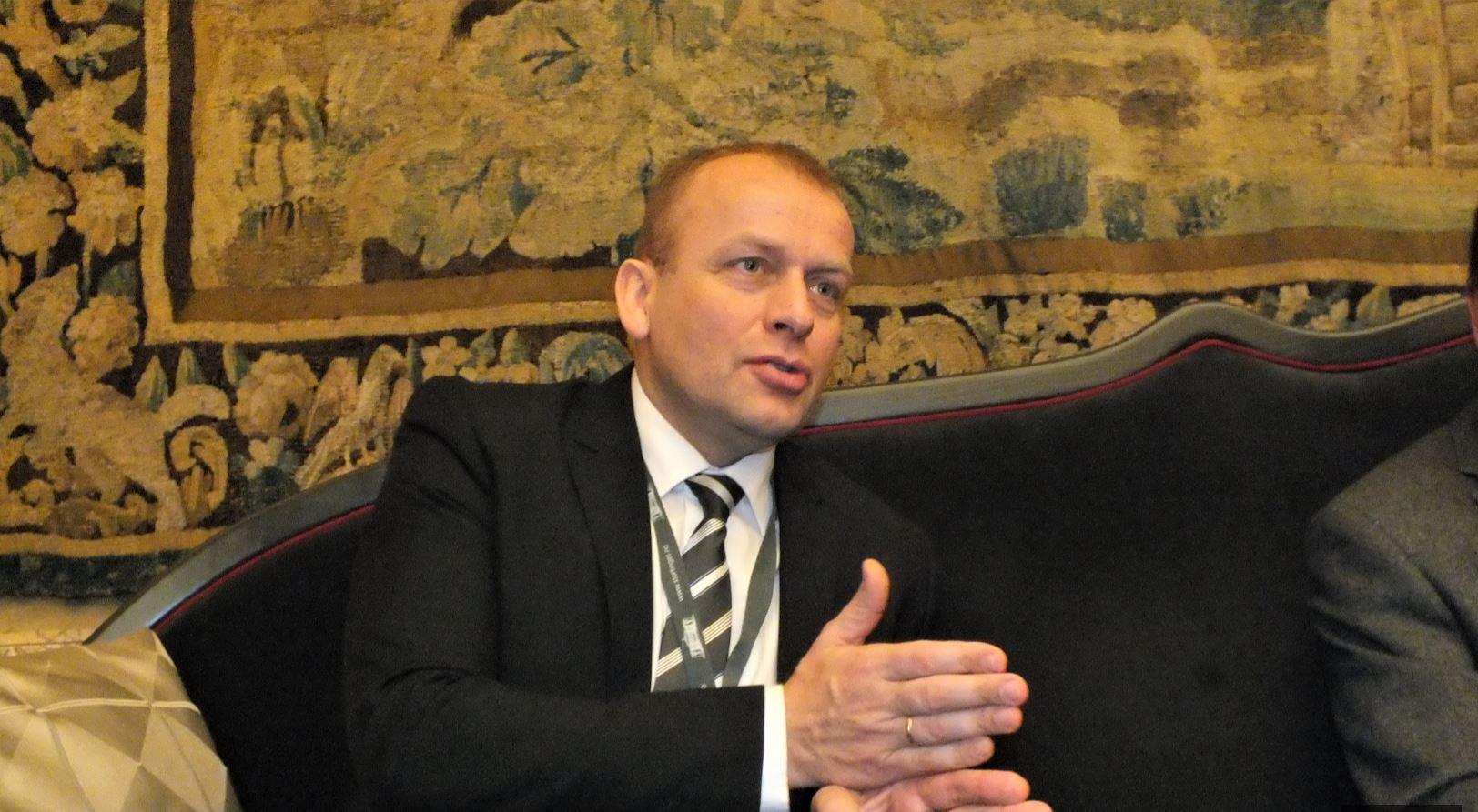 Kaj Leo Johannesen: The Faroe Islands' challenge is to keep hold of its youths