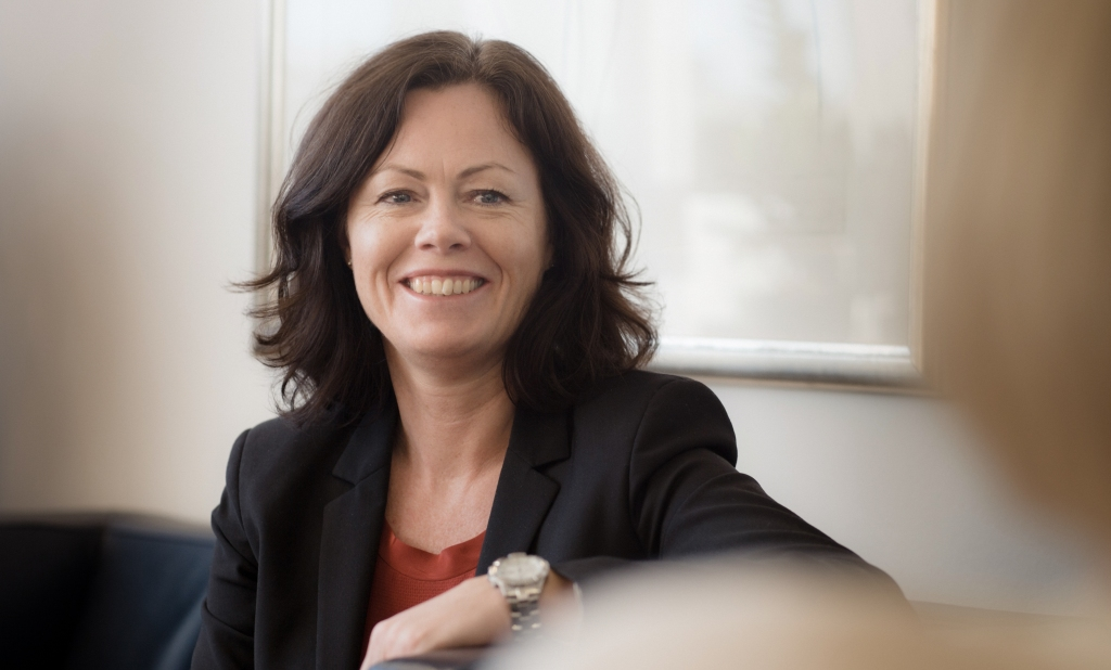 Solveig Horne, minister with a blue-blue view of Norwegian integration