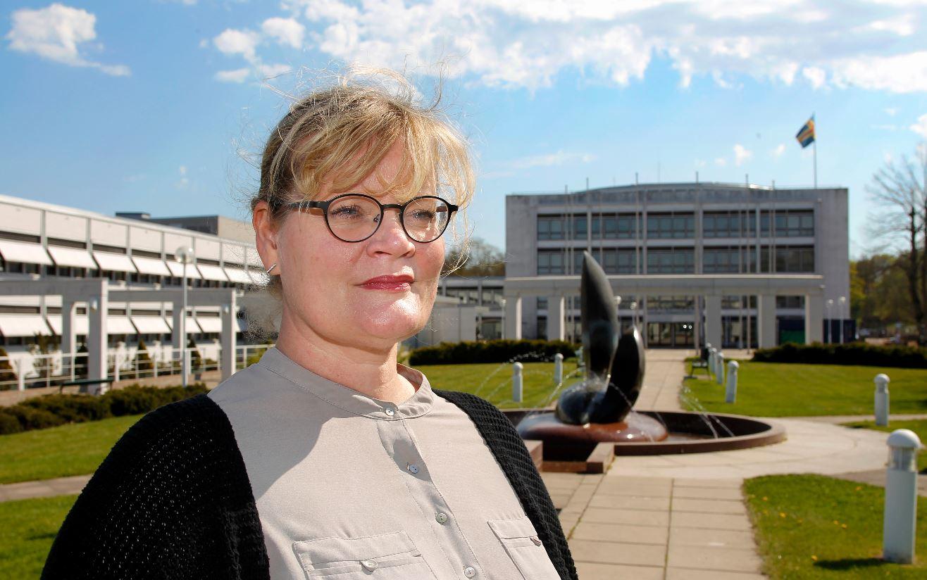 Åland's Premier Katrin Sjögren: Multi-talented law maker