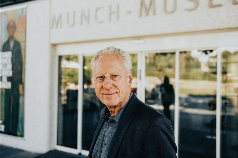 Stein Olav Henrichsen: Taking Munch into the future