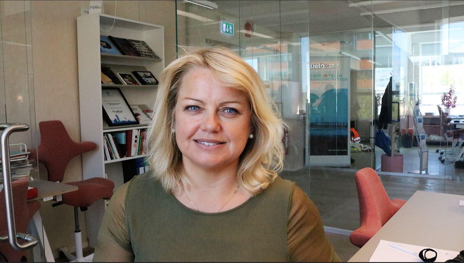Magdalena Nour: Raze barriers against international talent