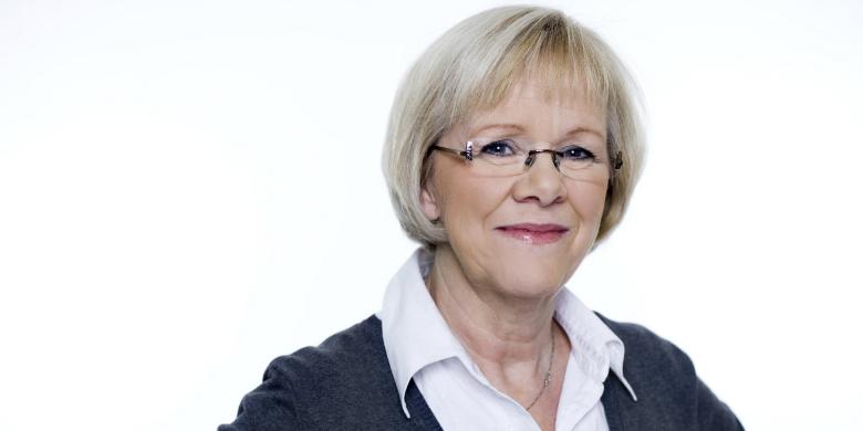Wanja Lundby-Wedin - favours security in change