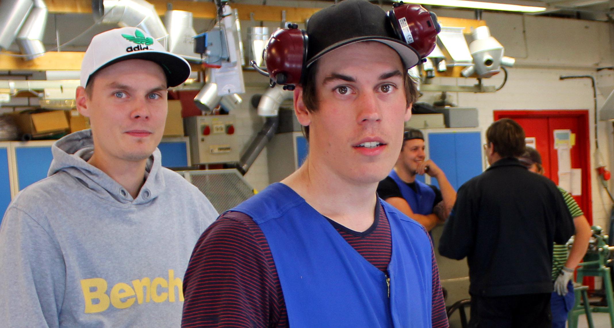 Successful vocational training for long-term unemployed in the Arctic