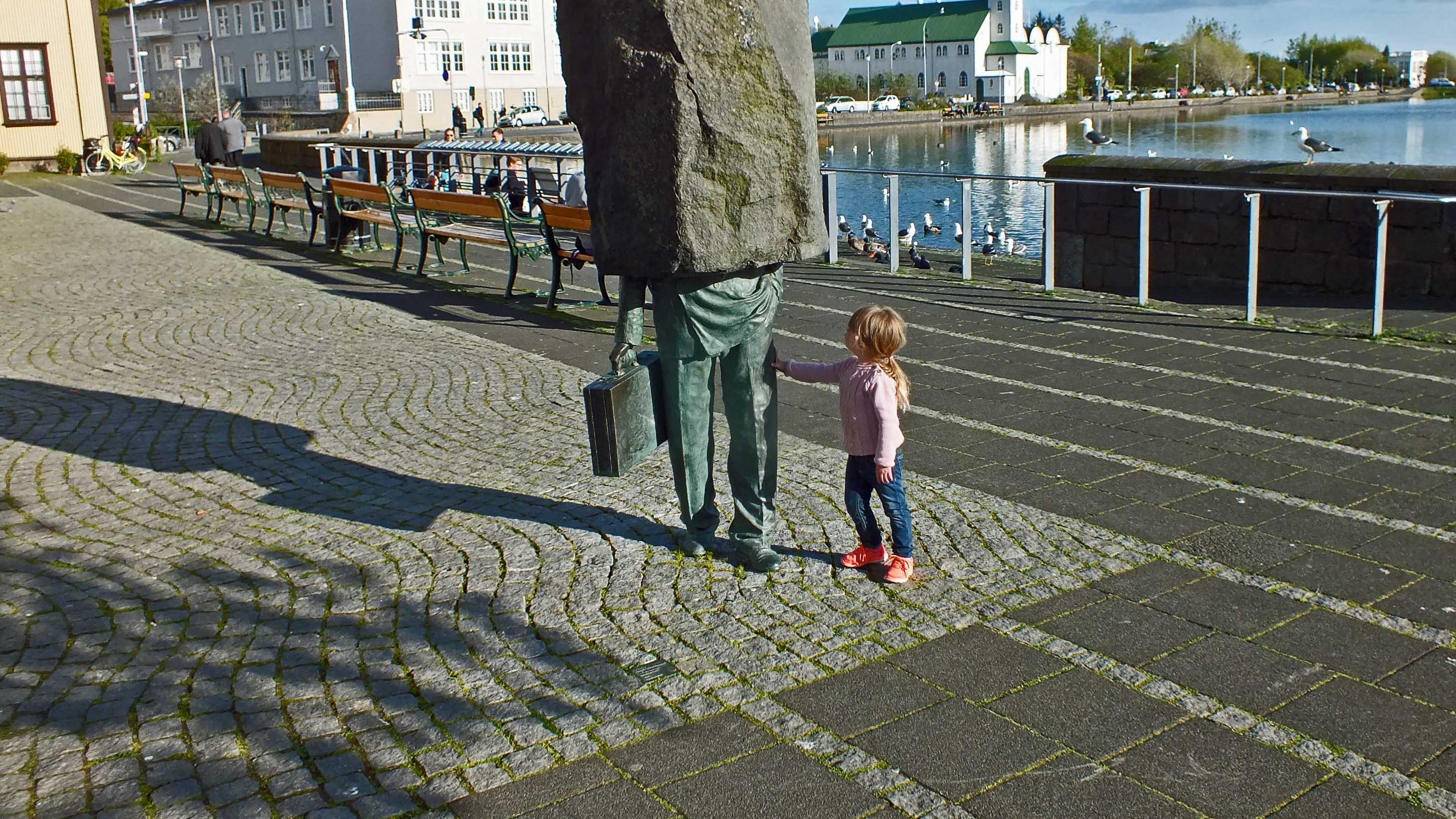 The guardian of welfare during Iceland's crisis