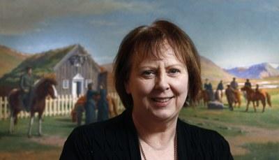 Agnes M. Sigurðardóttir: The Bishop who is spring cleaning the church