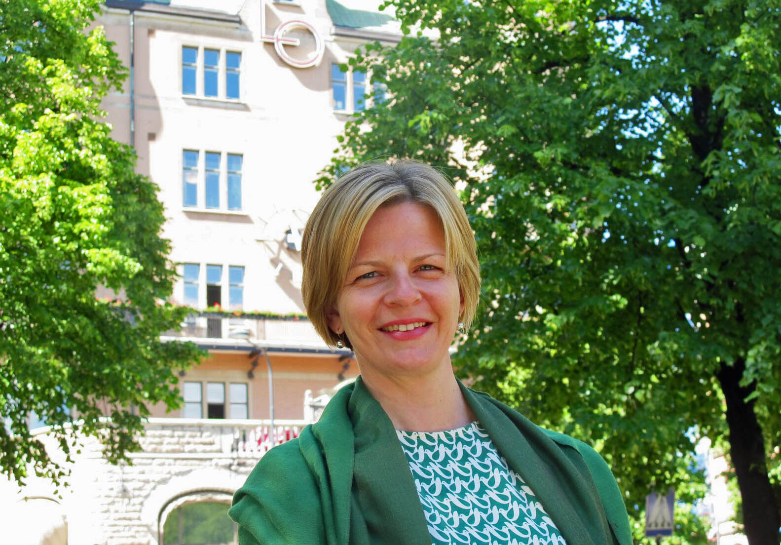 Loa Brynjulfsdottir: The Nordic region is my home country