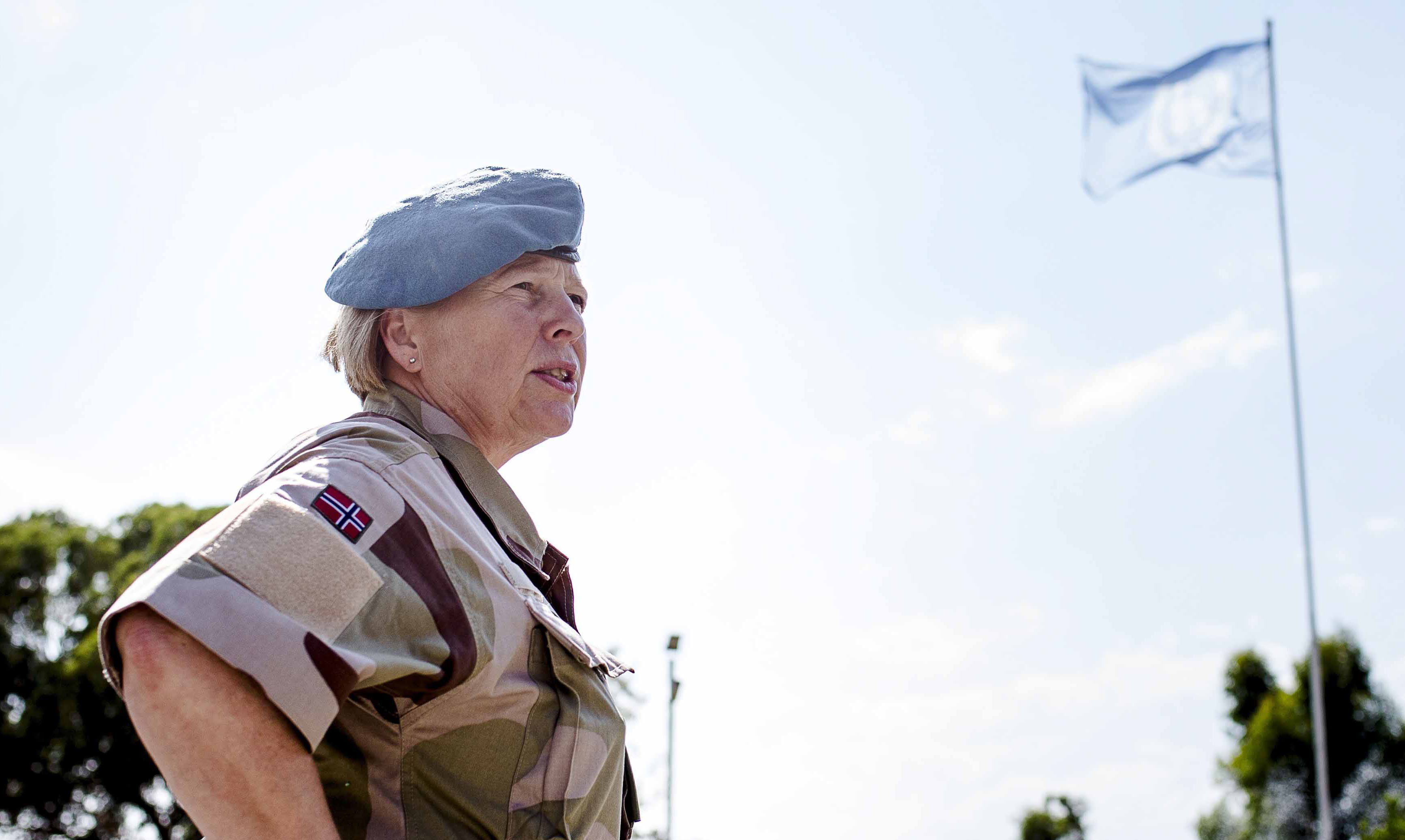 Gender equality in war and peace
