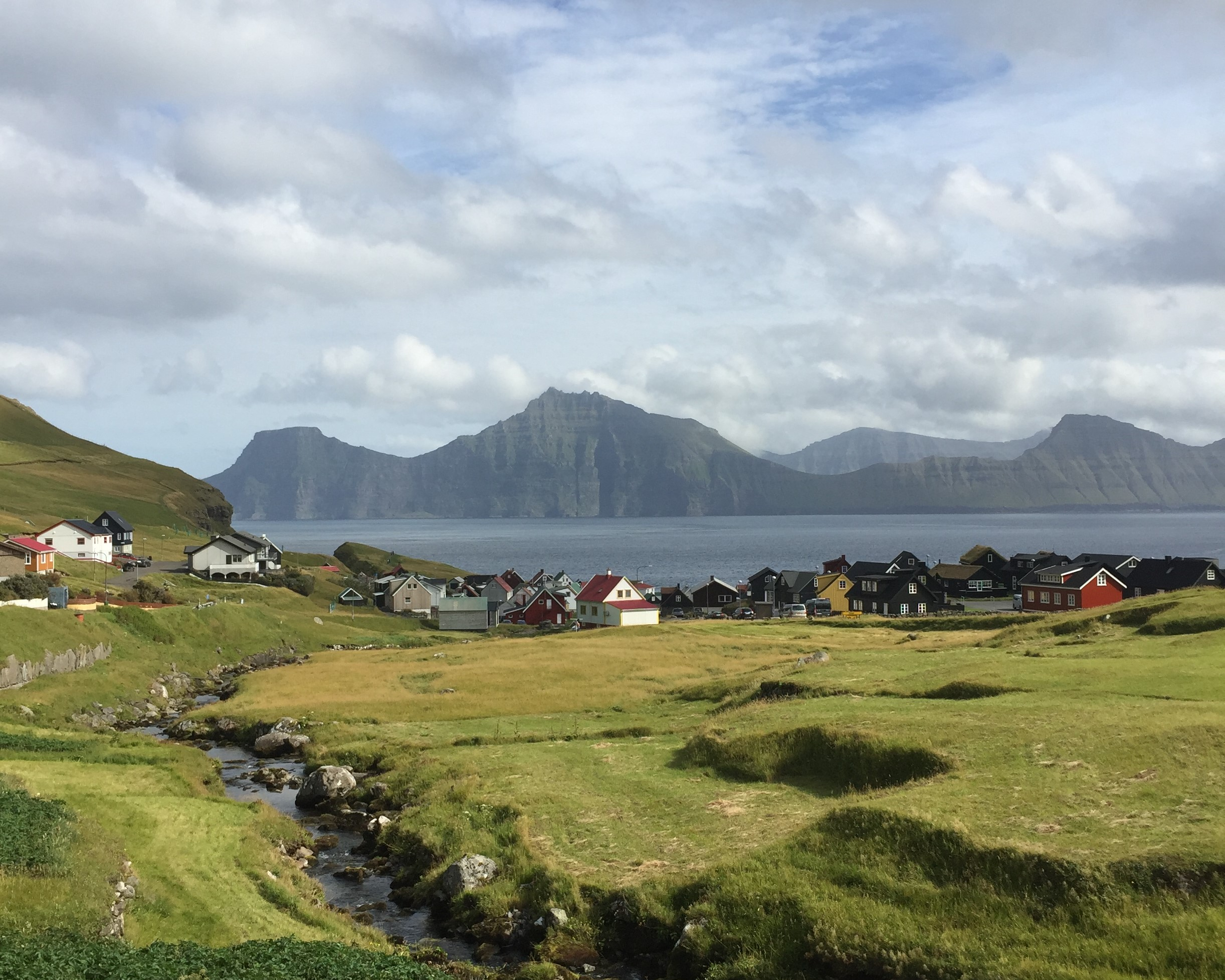 The Faroese's tense relationship to the EU