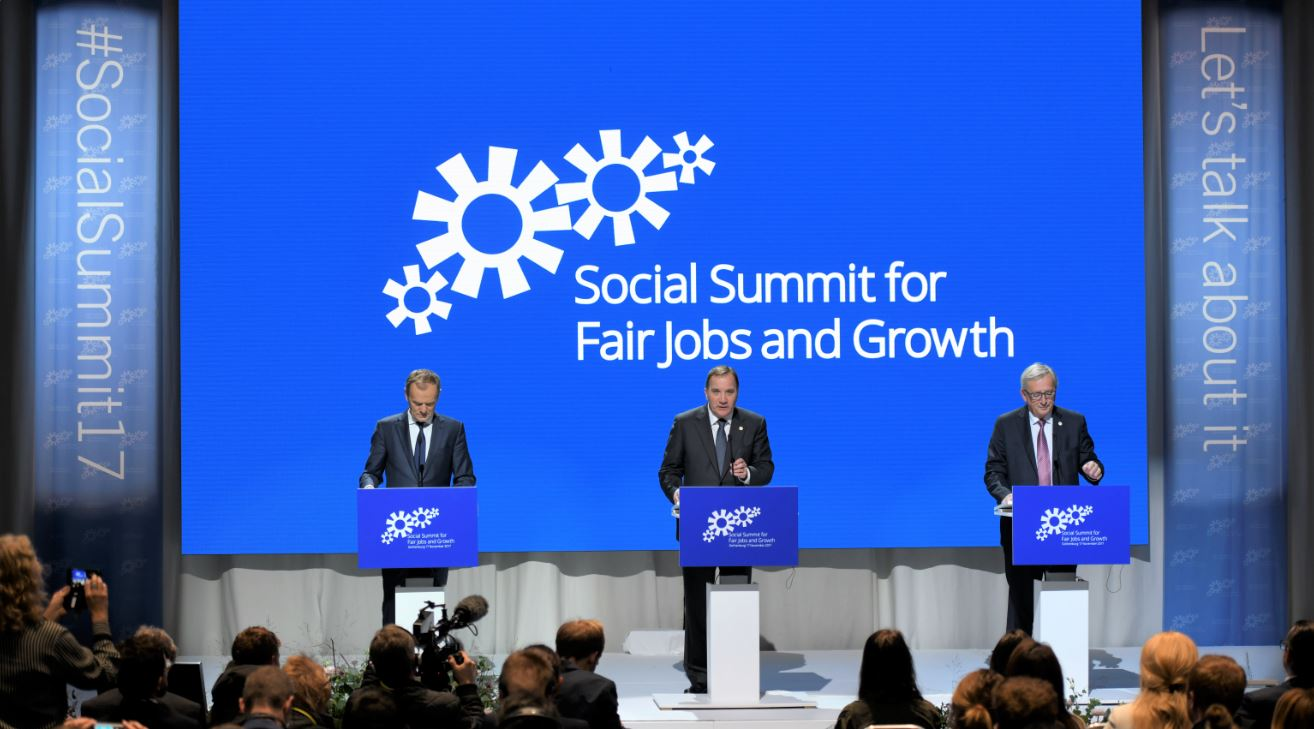 How can the EU's social pillar be turned into reality?