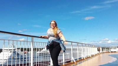 Åland gave Finnish Maria a Nordic language boost