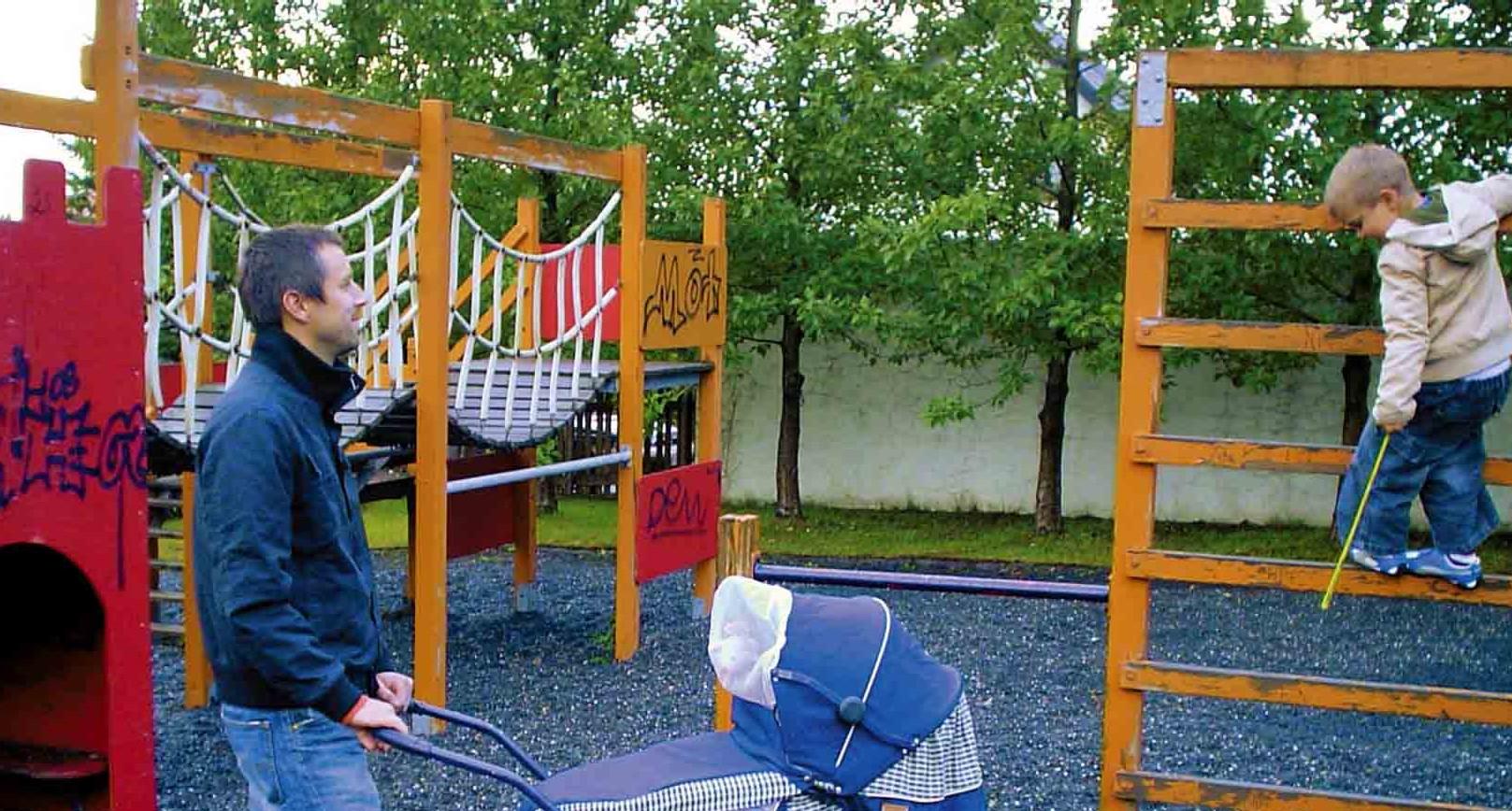 Iceland: The parental revolution