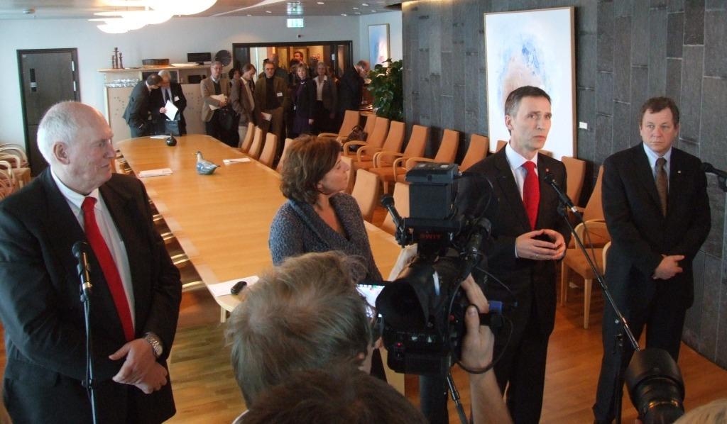 Norwegian tripartite agreement on sick leave