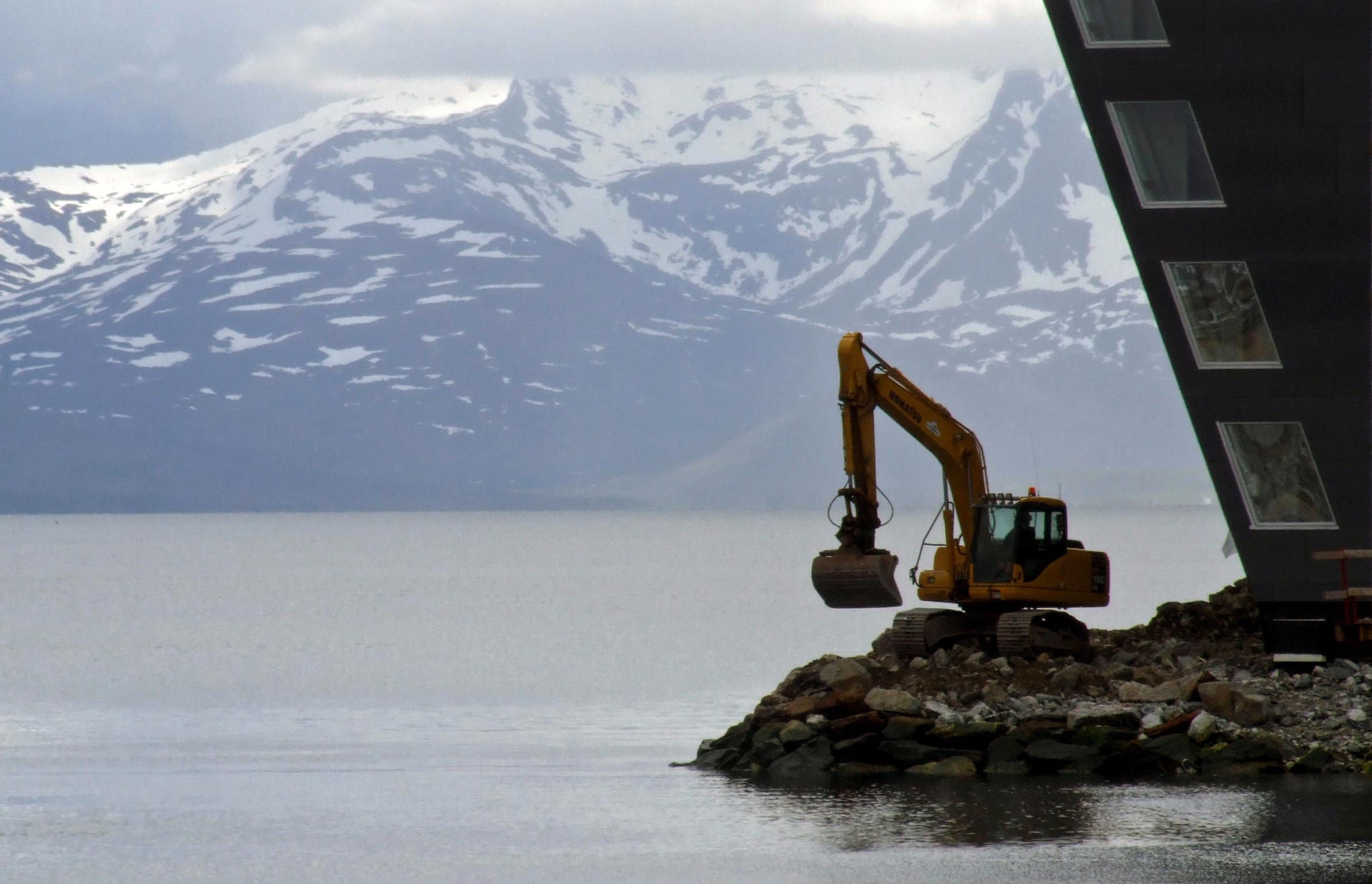 Technology and cooperation key for sustainable development in the Arctic