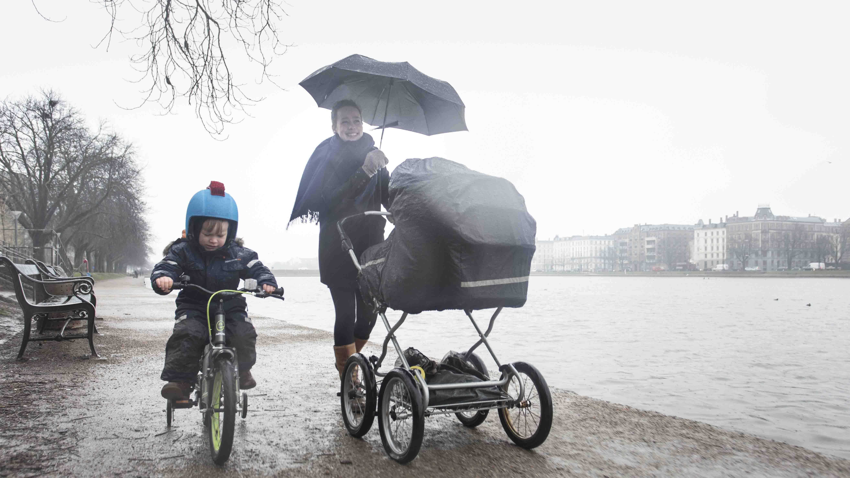 Danish parents want Swedish part time conditions