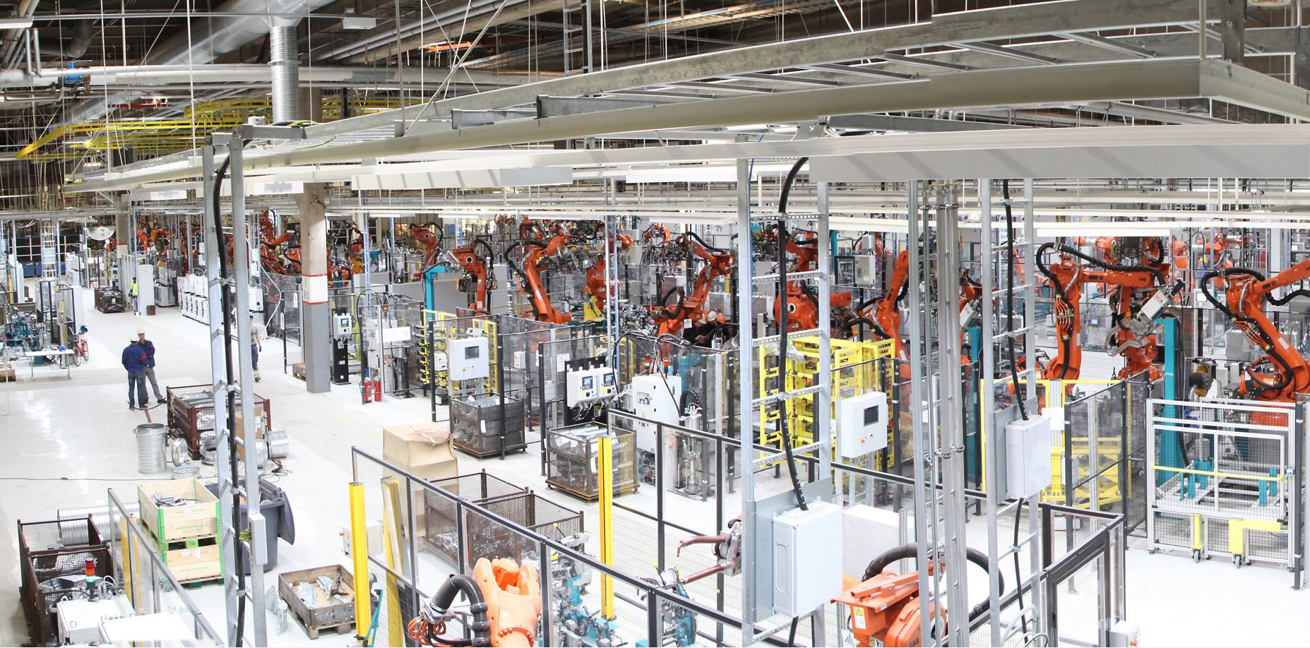 Robotisation and Mercedes bring a thousand new jobs to Finland