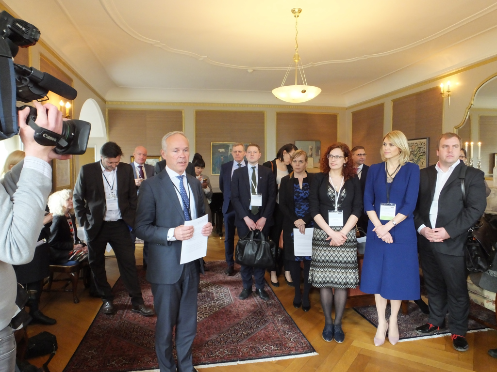 Nordics and Baltics agree on digital development