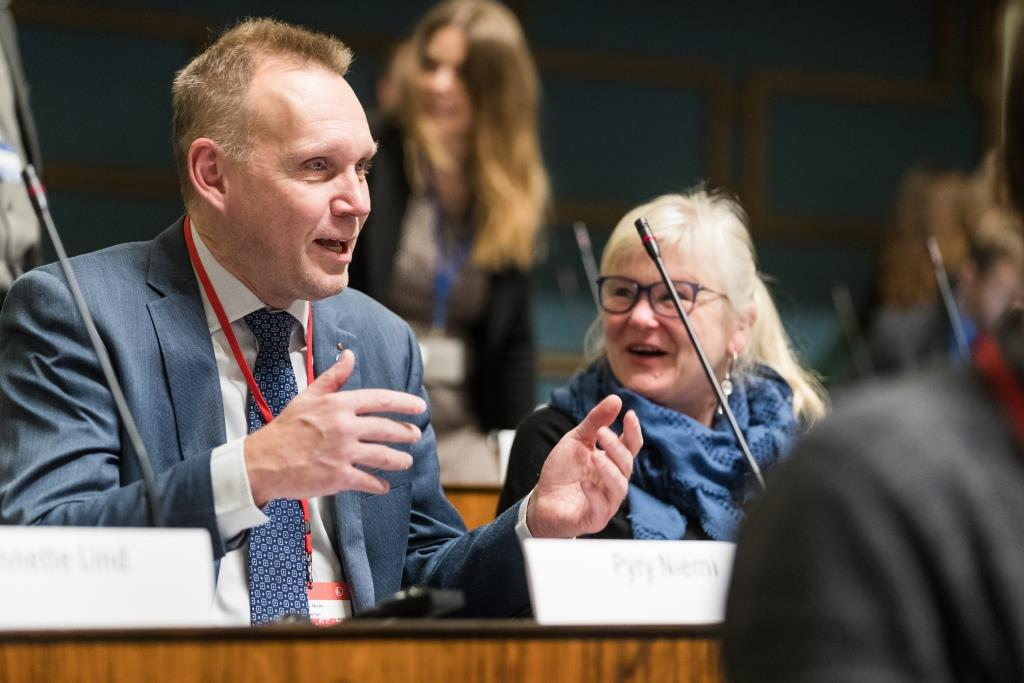 Nordic Council Helsinki session: Promising deeper labour market cooperation