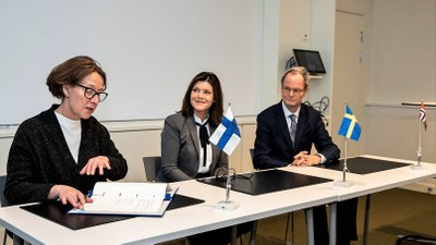 New agreement for education on the Cap of the North