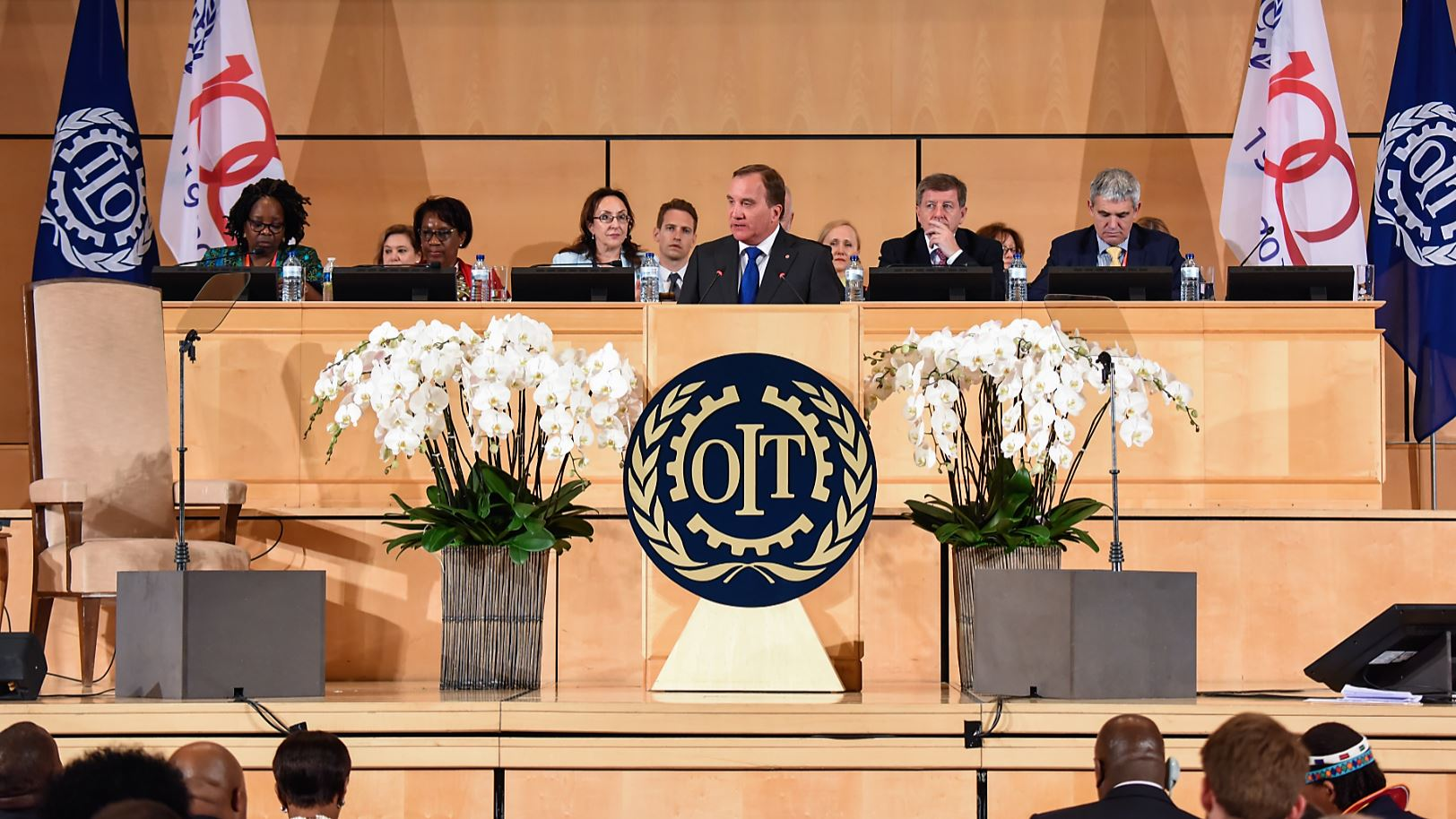 Sweden's century-long relationship with the ILO