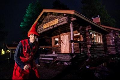 War destitution created Lapland's tourism boom. It began here.