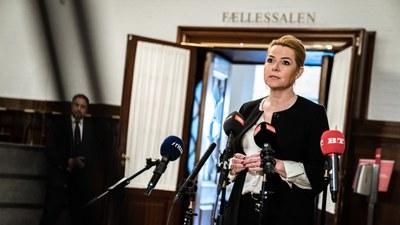 Danish immigration hardliner faces impeachment trial