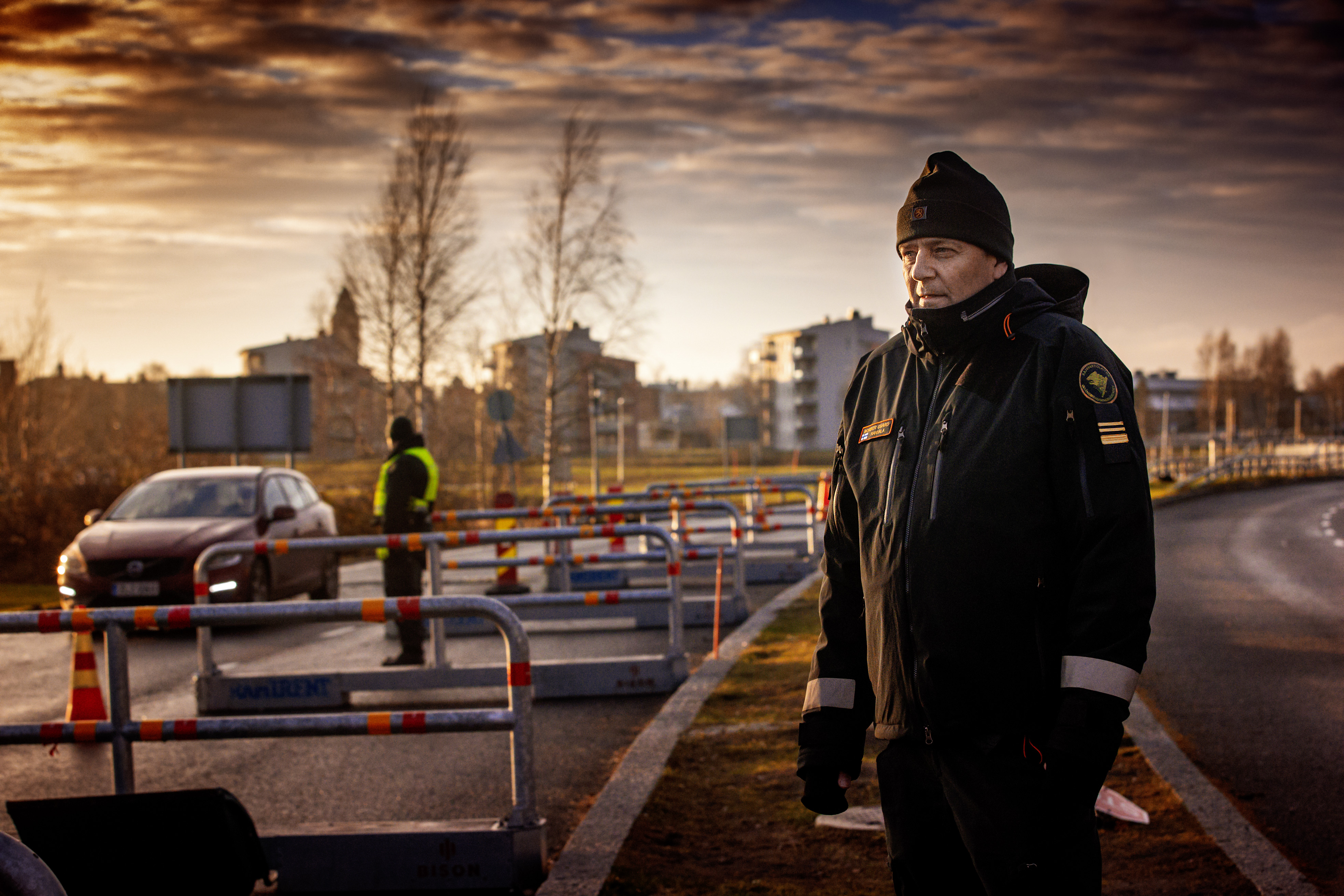 Finland and Sweden: one year, two cities, one closed border