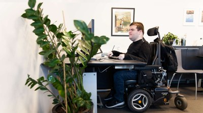 Disability in the workplace: More than new technology is needed