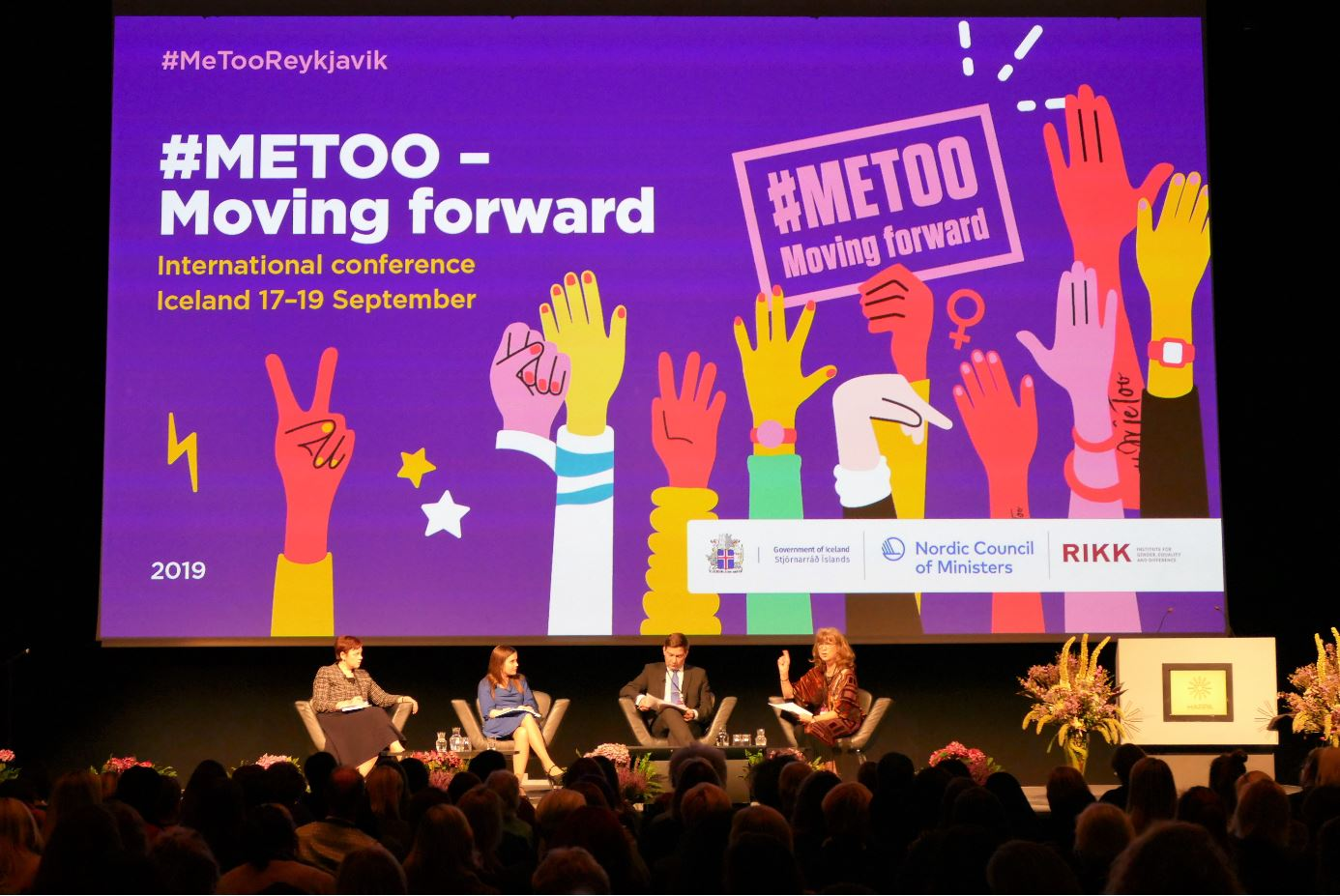 Theme: What happened after #metoo?
